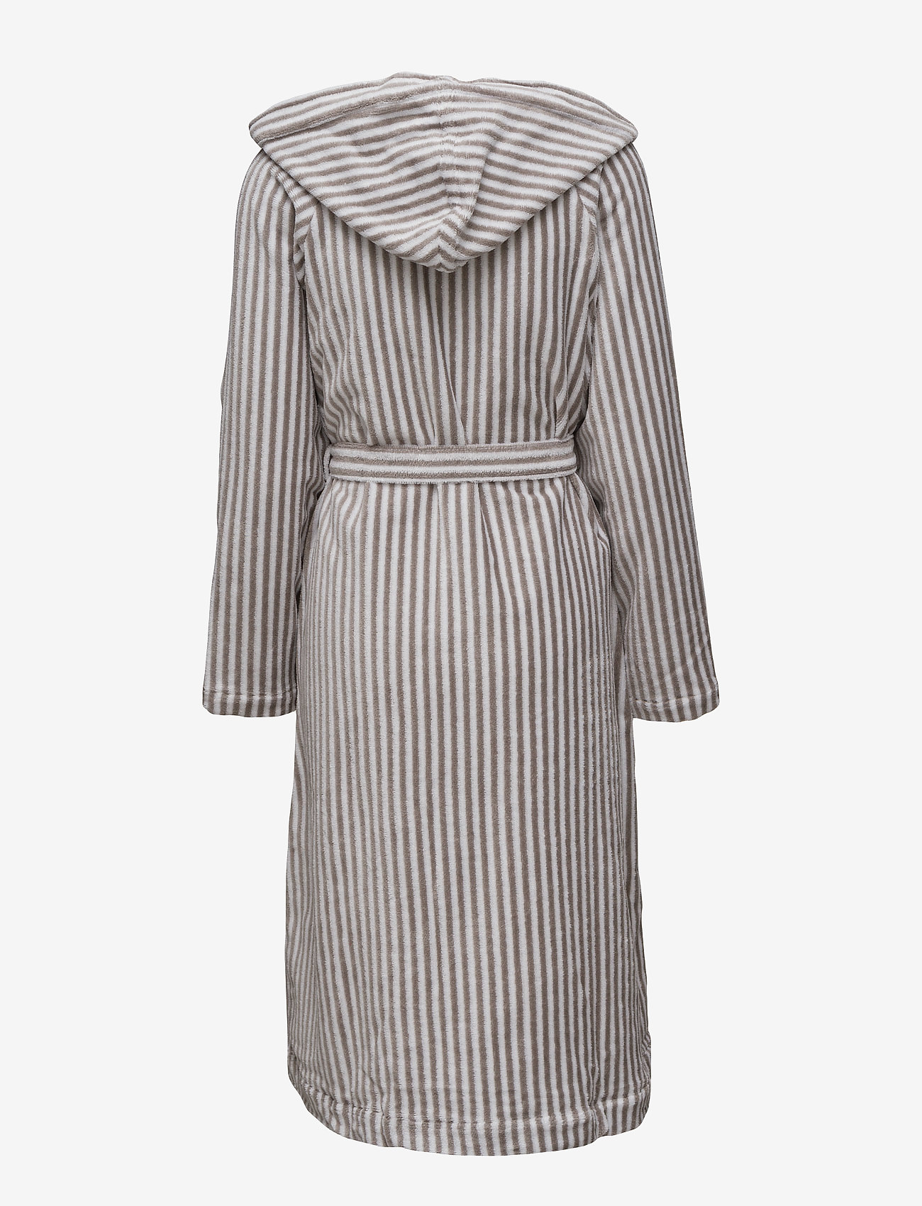 Marimekko Home - SIRO MARI BATHROBE - bathrobes - grey, white - 1