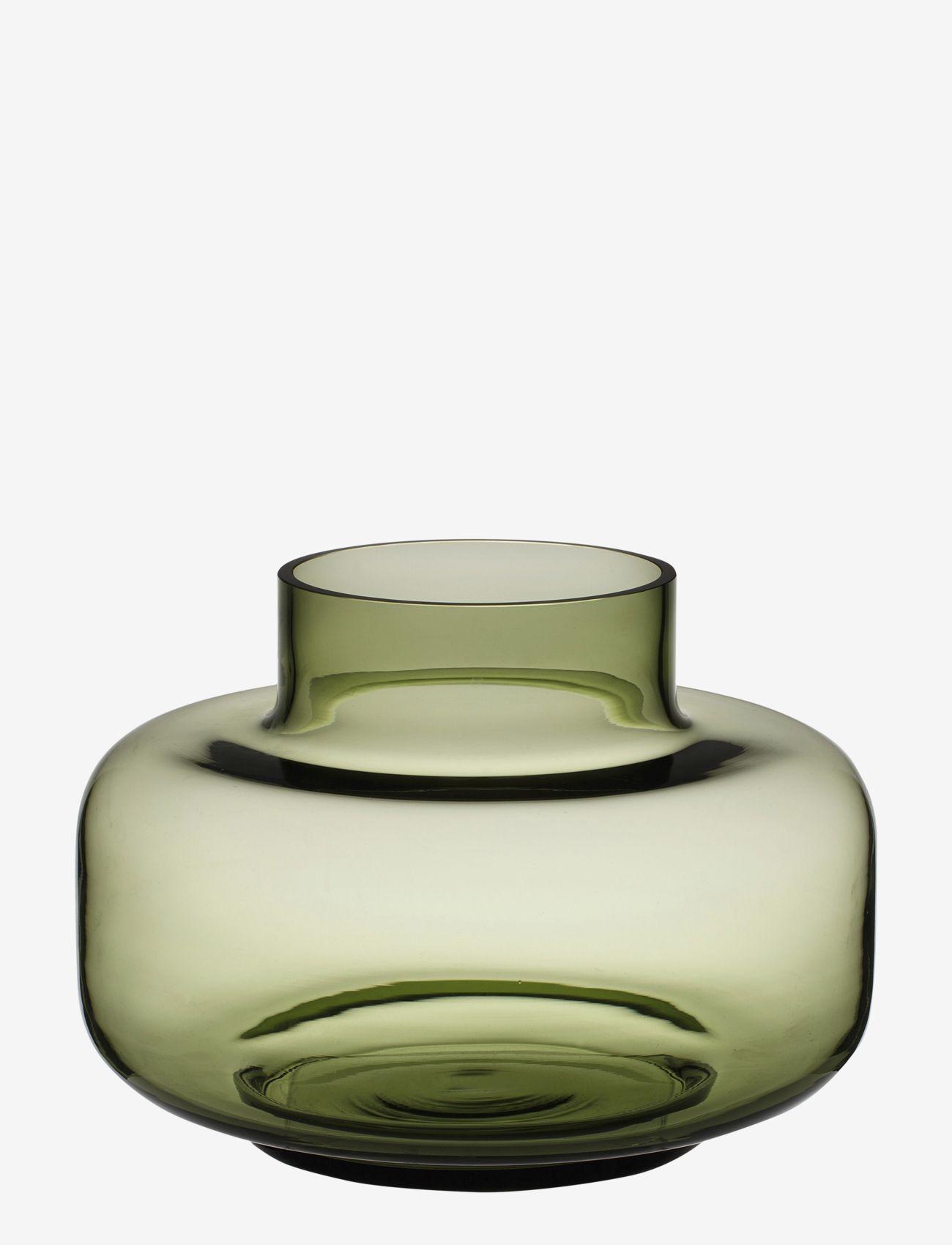 Marimekko Home - URNA VASE - køb efter pris - olive - 0