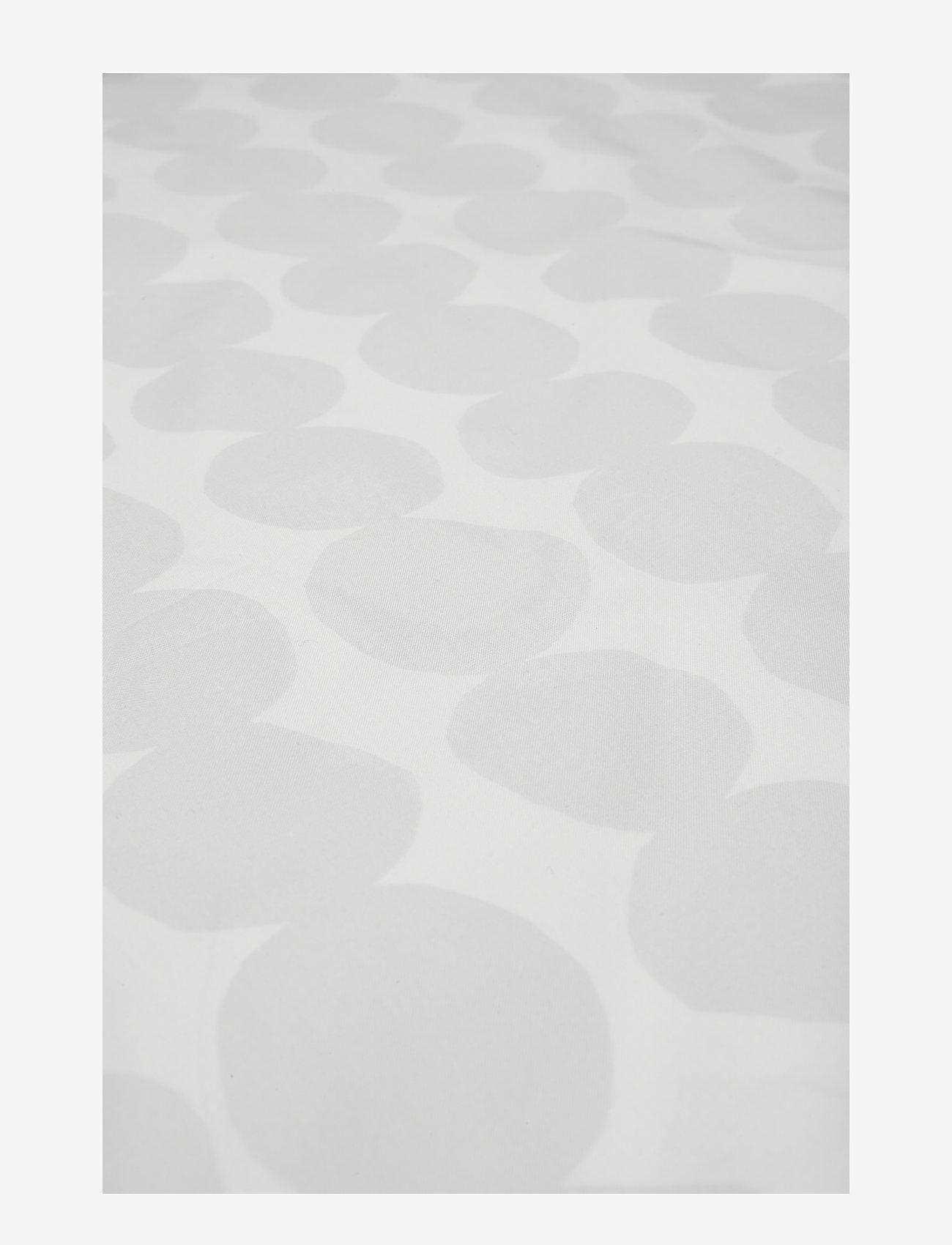 Marimekko Home - RÄSYMATTO DUVET COVER - duvet covers - white, light grey - 1