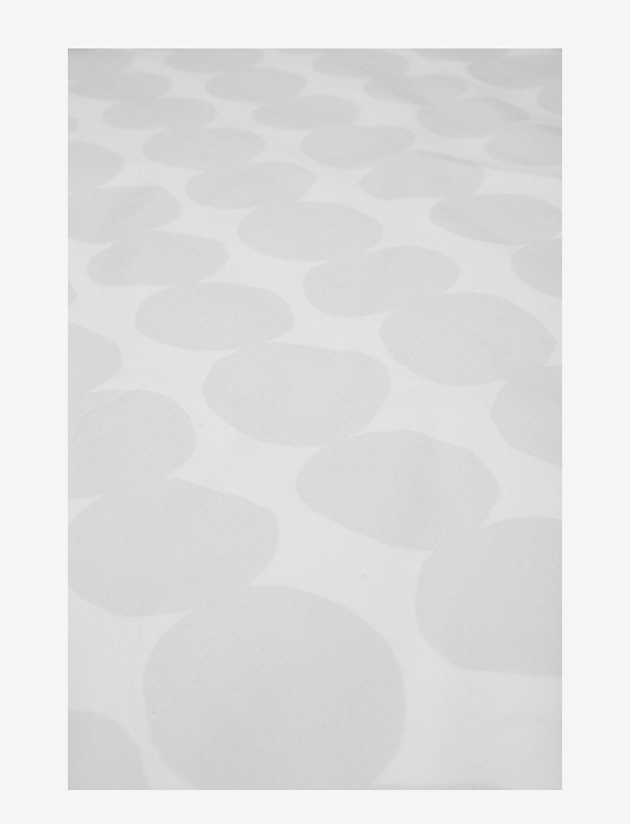 Marimekko Home - RÄSYMATTO DUVET COVER - housses de couette - white, light grey - 1