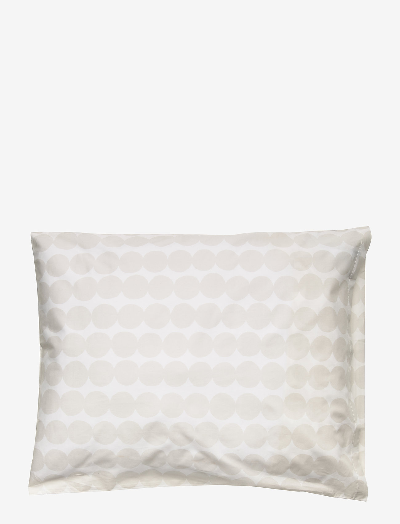 Marimekko Home - RÄSYMATTO PILLOW CASE - taies d'oreiller - white, light grey - 1