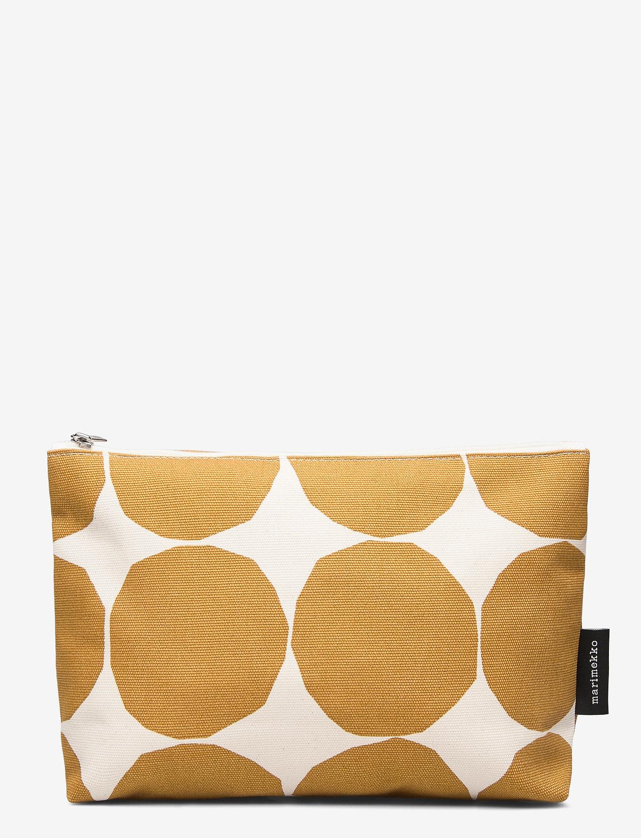 Marimekko Home - RELLE PIENET KIVET - kosmetyczki - cotton, beige - 0
