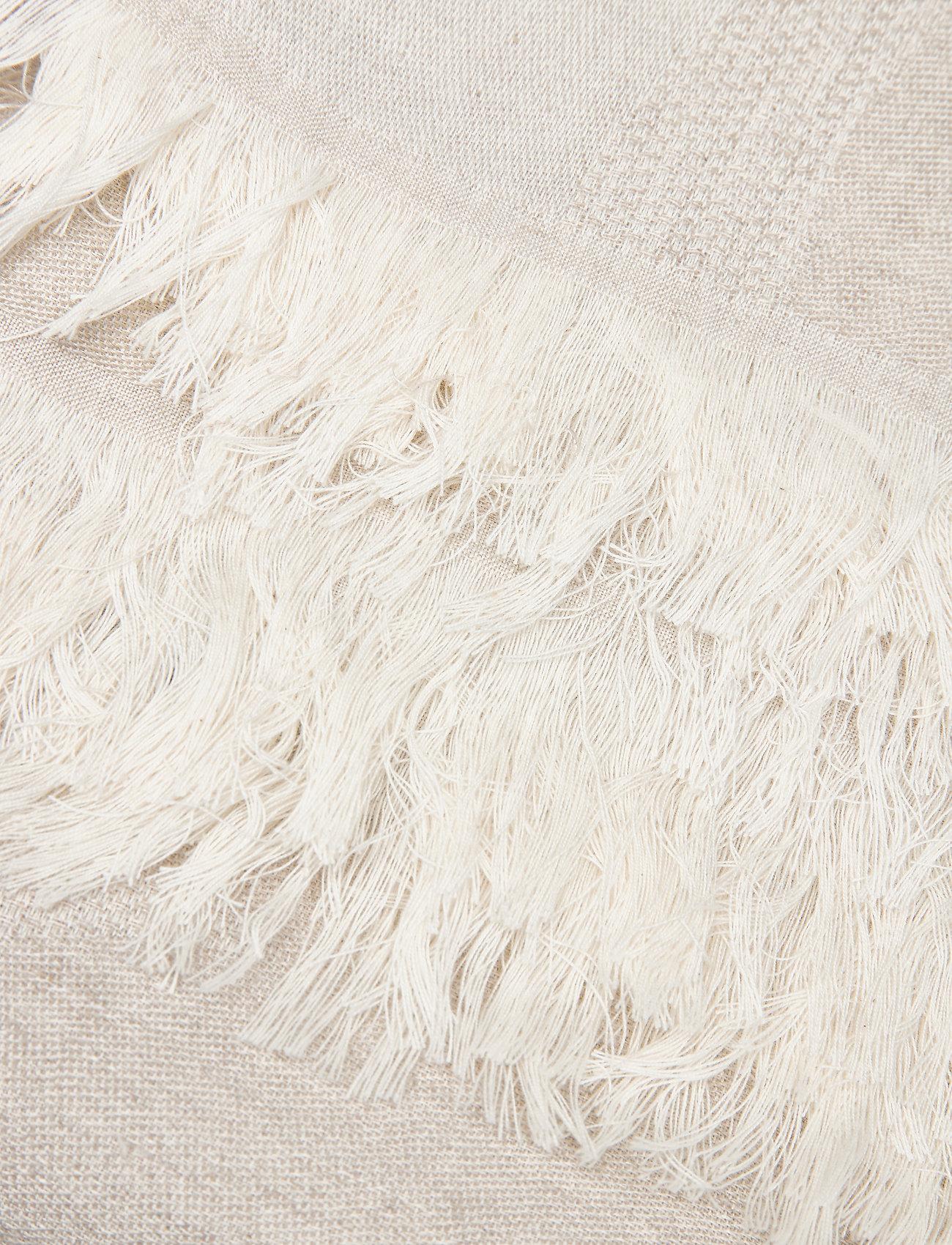 Unikko Co/li Blanket (Off-white Beige) (139 €) - Marimekko Home jN9xp
