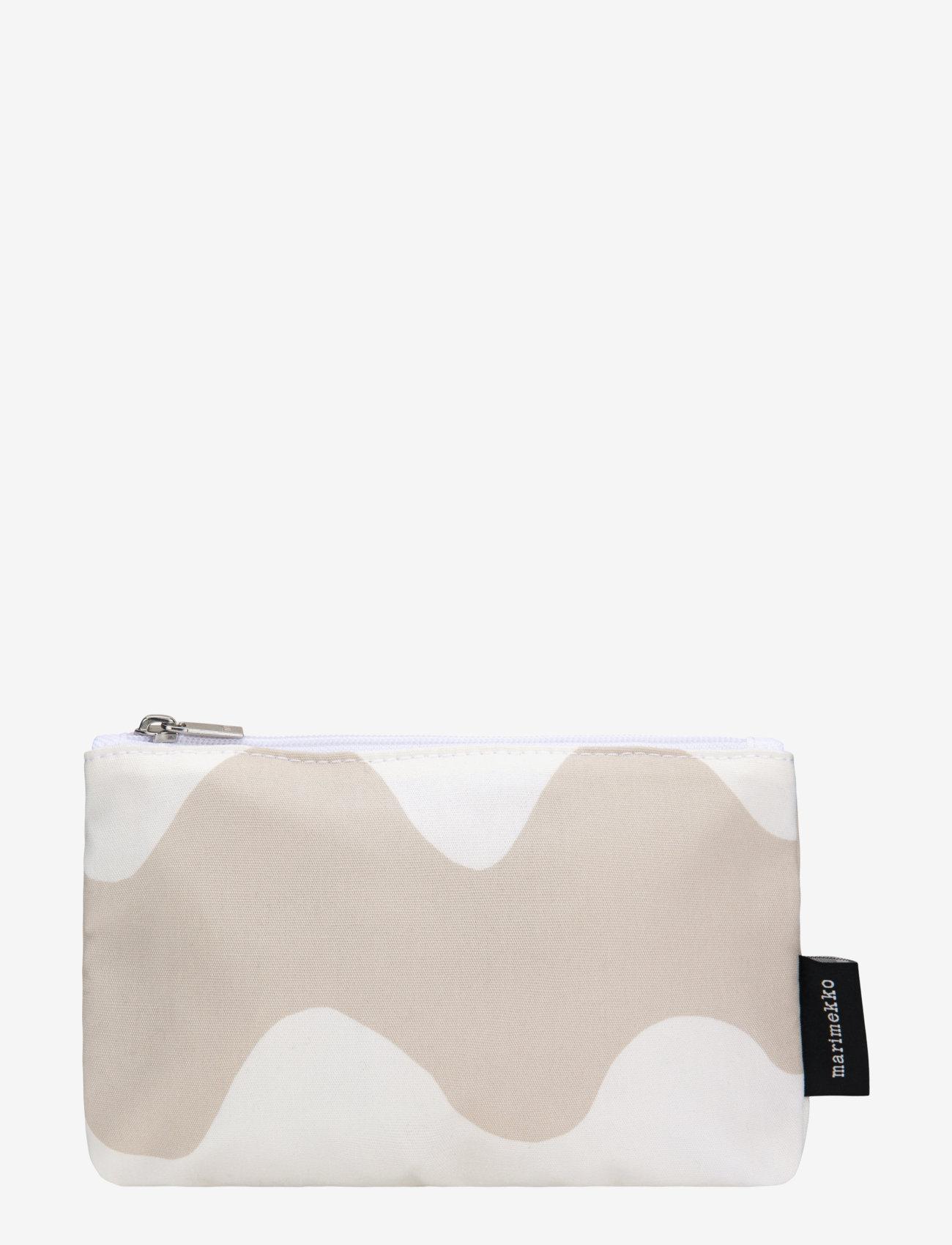 Marimekko Home - KAIKA PIKKU LOKKI - toilettasker - white, beige - 0