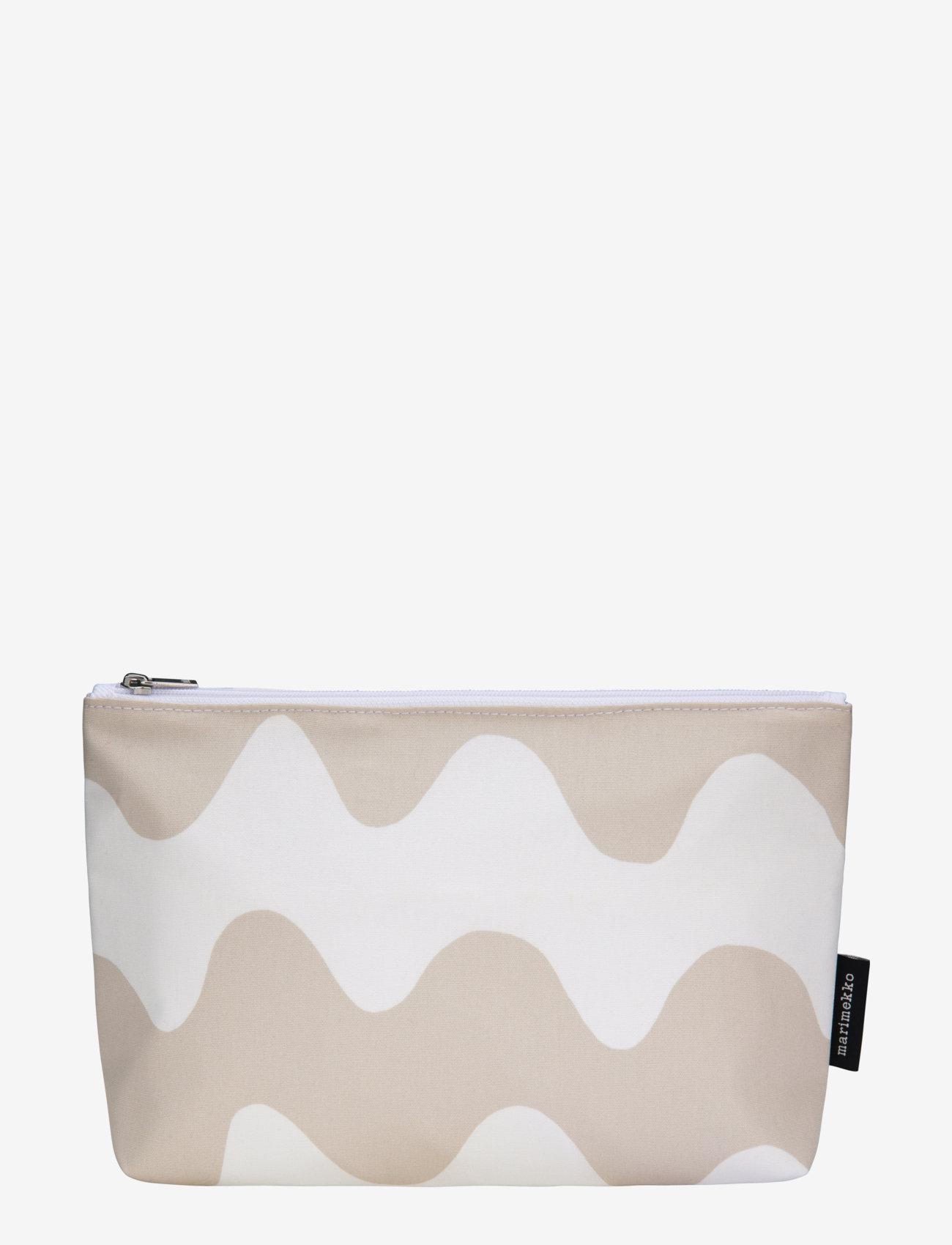 Marimekko Home - RELLE PIKKU LOKKI - toilettasker - white, beige - 0