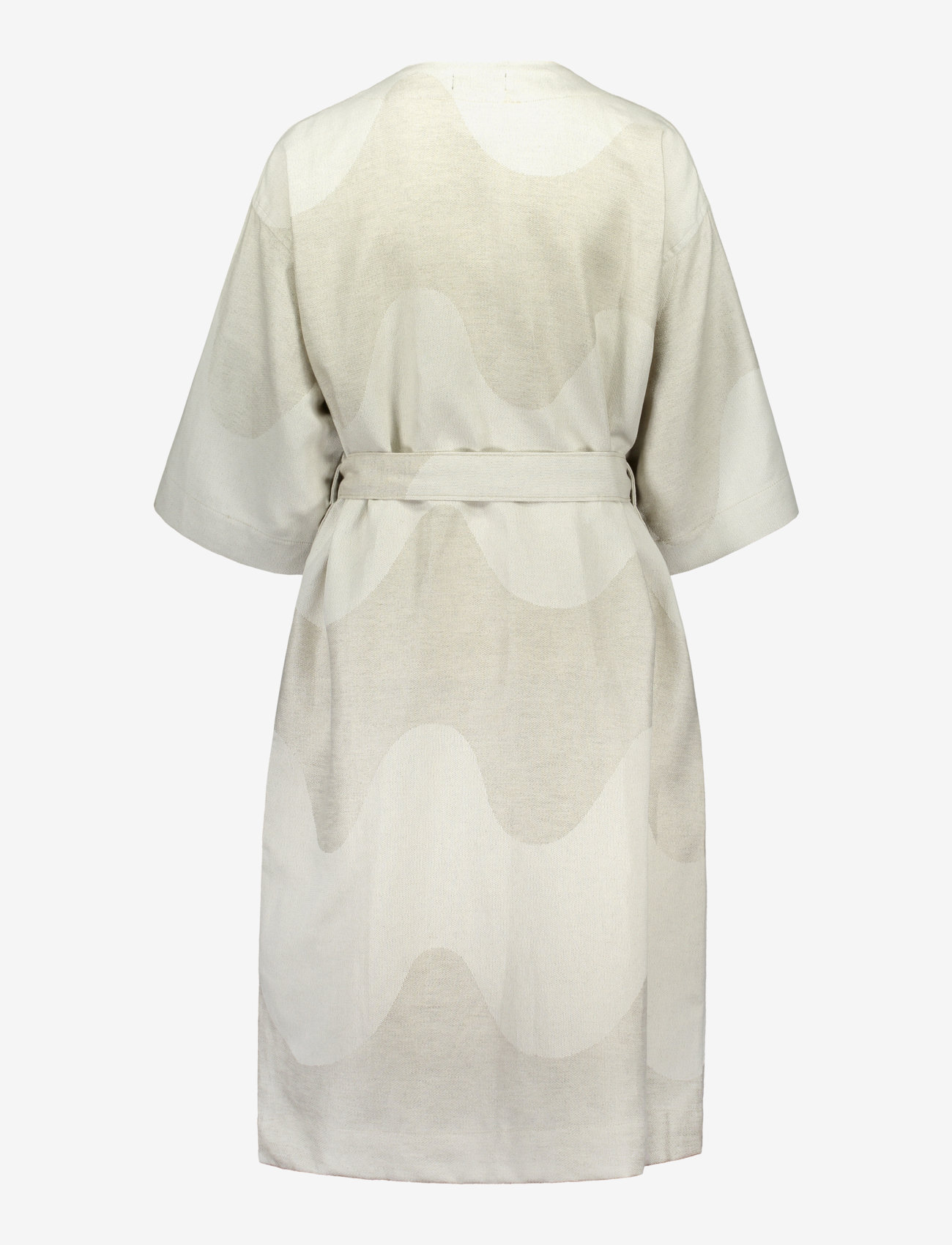 Marimekko Home - LOKKI MORNING GOWN - pegnoirs - white, - 1
