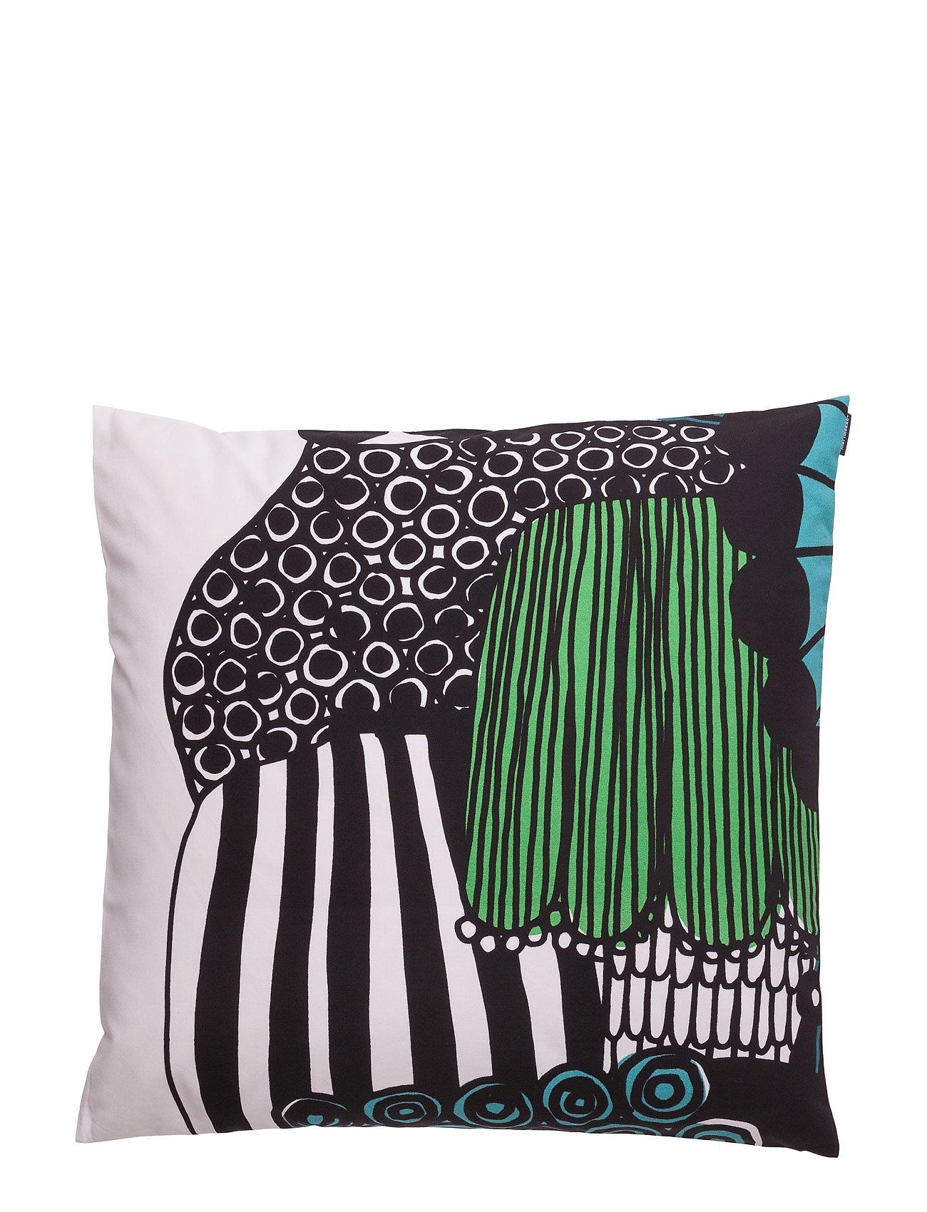 Cushion greenMarimekko Siirtolapuutarha Home Home Coverwhite Siirtolapuutarha greenMarimekko Coverwhite Cushion 0kOXw8nP