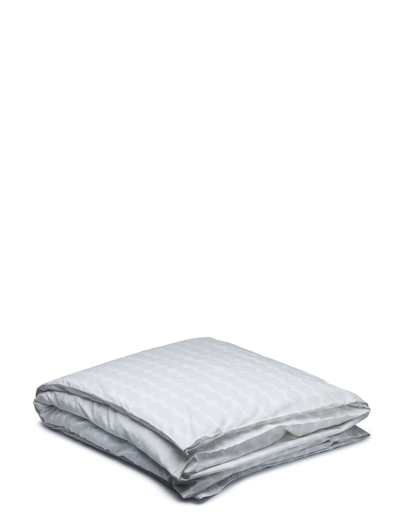 Marimekko Home RÄSYMATTO DUVET COVER - WHITE, LIGHT GREY