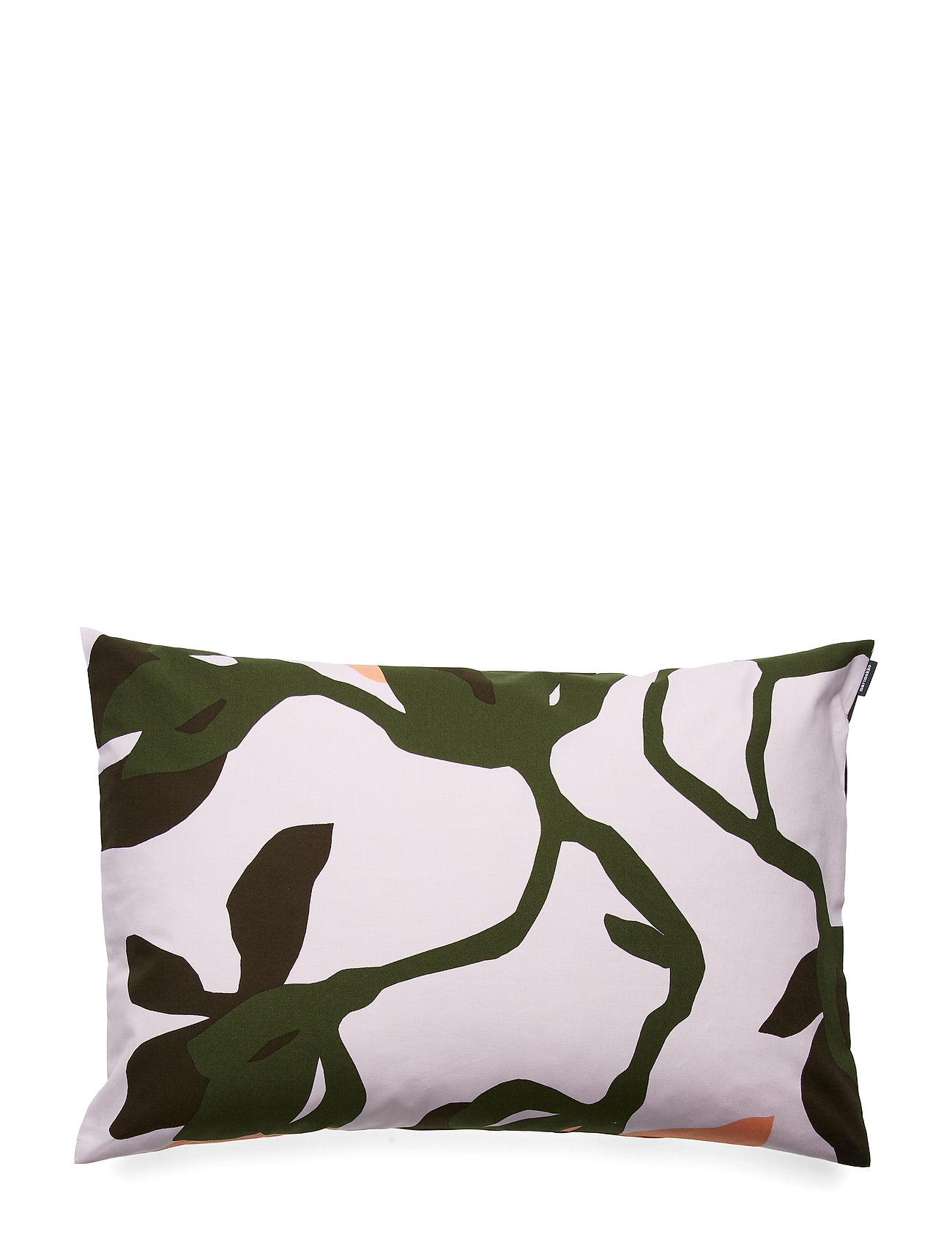 Marimekko Home MIELITTY CUSHION COVER - PINK, PEACH, GREEN