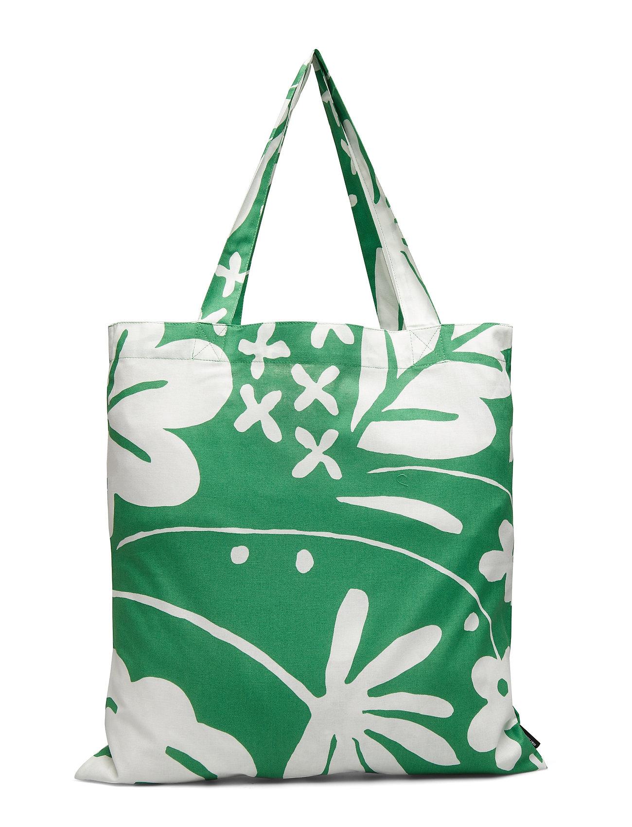 Marimekko Home ONNI BAG - GREEN, WHITE