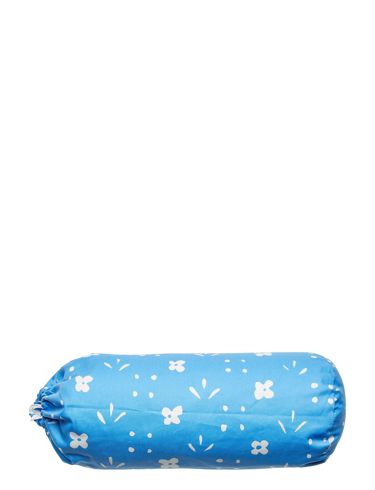 Marimekko Home KUKKAKETO PILLOW - BLUE, WHITE