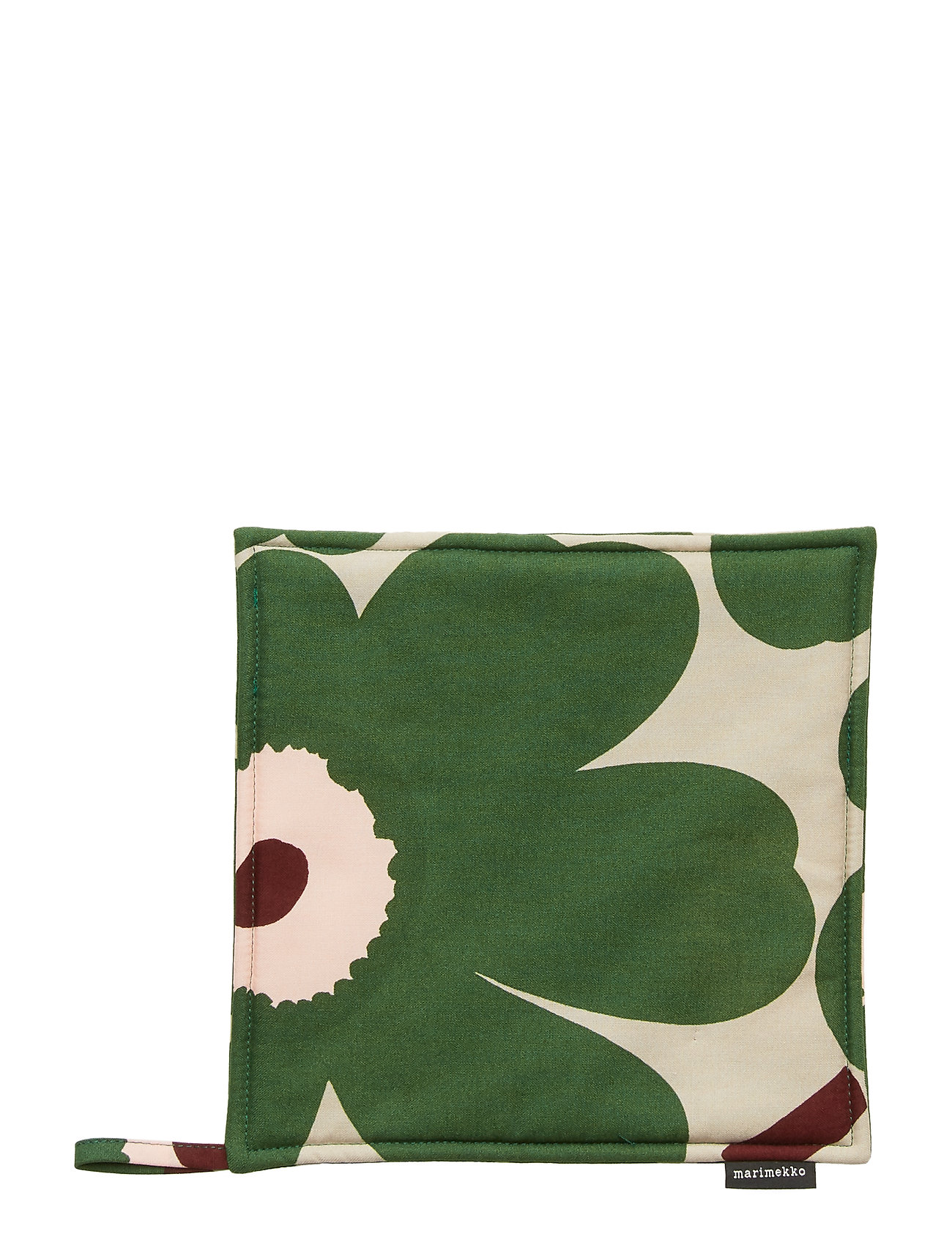 Image of Pieni Unikko Pot Holder Home Kitchen Potholder Grøn Marimekko Home (3256141351)