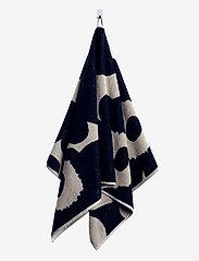 Marimekko Home - UNIKKO HAND TOWEL - black,sand - 1