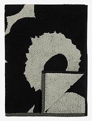 Marimekko Home - UNIKKO HAND TOWEL - black,sand - 2