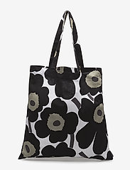 Marimekko Home - PIENI UNIKKO BAG - sacs en toile - white, black - 0