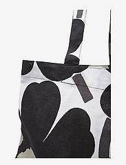 Marimekko Home - PIENI UNIKKO BAG - sacs en toile - white, black - 3