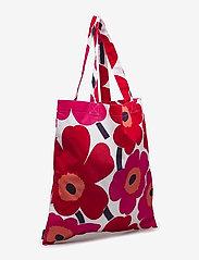 Marimekko Home - PIENI UNIKKO BAG - tote bags - white, red - 2
