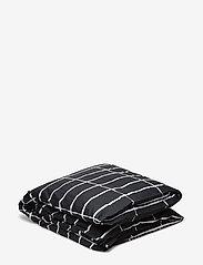 Marimekko Home - TIILISKIVI DUVET COVER - duvet covers - black, white - 0