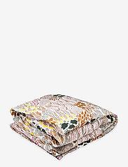 Marimekko Home - PIENI LETTO DUVET COVER - sänglakan - off-white, brown, green - 0