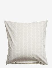 Marimekko Home - RÄSYMATTO PILLOW CASE - pillowcases - white, light grey - 0