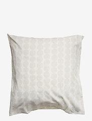 Marimekko Home - RÄSYMATTO PILLOW CASE - pillowcases - white, light grey - 1