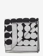 RÄSYMATTO HAND TOWEL - WHITE, BLACK