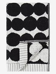 Marimekko Home - RÄSYMATTO GUEST TOWEL - håndklæder - white, black - 1