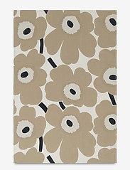 Marimekko Home - P.UNIKKO KITCHEN TOWEL 2 PCS - ręczniki kuchenne - off-white, beige, dark blue - 0