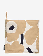 Marimekko Home - PIENI UNIKKO POT HOLDER - grydelapper & ovnhandsker - off-white, beige, dark blue - 0