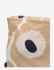 Marimekko Home - PIENI UNIKKO BREAD BASKET - accessories - off-white, beige, dark blue - 3