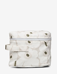 Marimekko Home - VUOLU MINI UNIKKO - toilettasker - beige, white, greygreen - 1