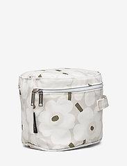 Marimekko Home - VUOLU MINI UNIKKO - toilettasker - beige, white, greygreen - 2