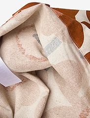 Marimekko Home - PIENI UNIKKO BAG - tote bags - cotton, chestnut - 3