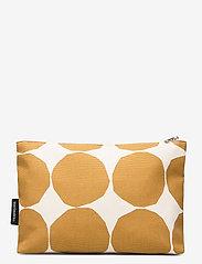 Marimekko Home - RELLE PIENET KIVET - kosmetyczki - cotton, beige - 1
