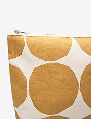 Marimekko Home - RELLE PIENET KIVET - kosmetyczki - cotton, beige - 3