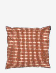 Marimekko Home - ALKU CUSHION COVER - puder - cotton, brown - 0