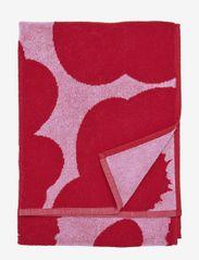 UNIKKO HAND TOWEL 50X70 CM - PINK/RED