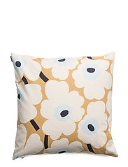PIENI UNIKKO CUSHION COVER - BEIGE, OFF WHITE, BLUE