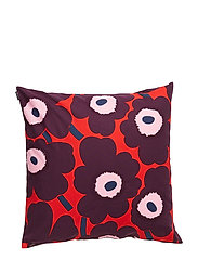 PIENI UNIKKO CUSHION COVER - RED, VIOLET, PINK