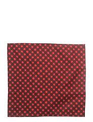 OKKO TEA TOWEL/NAPKIN - RED, BLOM