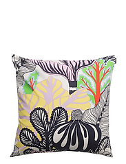 KAALIMETSÄ CUSHION COVER - WHITE, MULTICOLOR