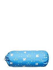 KUKKAKETO PILLOW - BLUE, WHITE