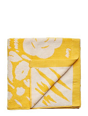 ONNI BATHTOWEL - YELLOW, WHITE