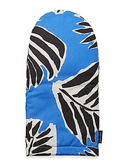 BABASSU OVENMITTEN - BLUE, BLACK, OFF WHITE