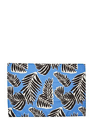 BABASSU KITCHEN TOWEL - BLUE, BLACK, OFF-WHITE