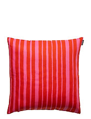 RAIDE CUSHION COVER - RED, PINK