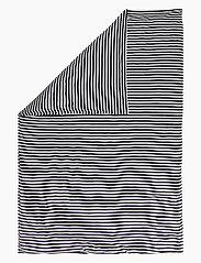 TASARAITA DUVET COVER - WHITE, BLACK