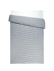 TASARAITA DUVET COVER - WHITE, GREY