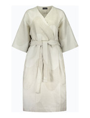 LOKKI MORNING GOWN - WHITE,