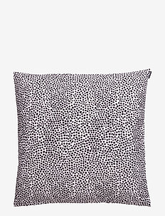 PIRPUT PARPUT CUSHION COVER - pudebetræk - white,black